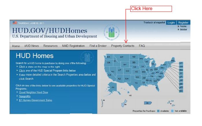 Hud Field Service Management : Hud property contacts illinois home learning center